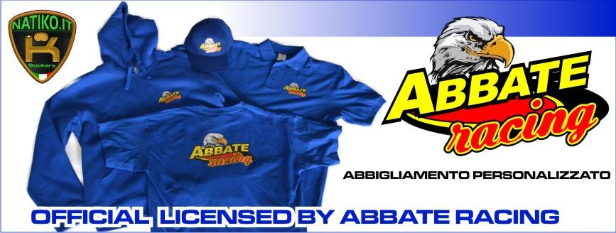 Apparel Official Abbate Racing